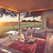 Duba Plains Camp - Explorer Safari