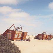 Skeleton Coast Shipwreck Lodge - Explorer Safari