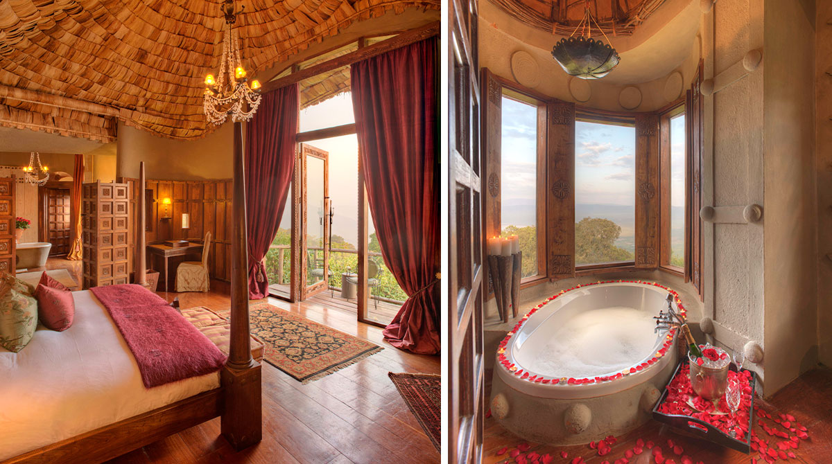 Our Top 5 Romantic Lodges in East Africa for 2021 Safari Travel